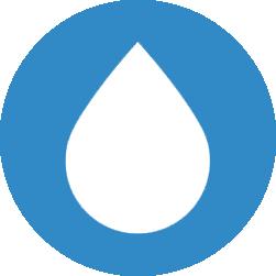 Water friendly equipment.