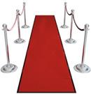 3' x 25' red carpet