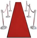 4' x 50' red carpet