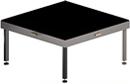 4'x 4' portable platform stage deck rental