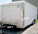 8-x-18-white-tandem-enclosed-railer-rental