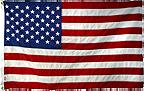 american wall flag