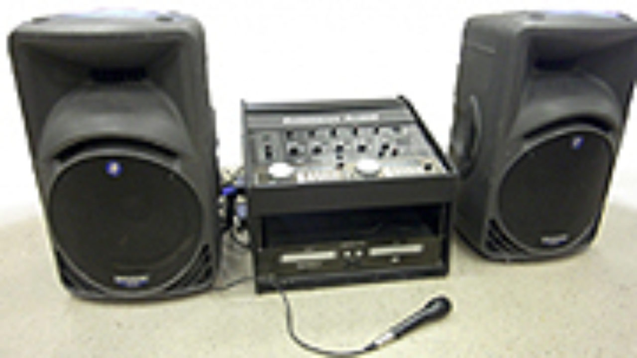 Professional Audio Equipment Rental in Iowa: PA Systems