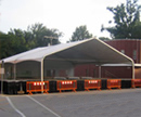 bandshell stage coving rental