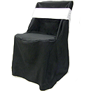 black-chair-linens-with-white-bow-rental