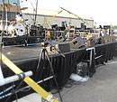 concert stage rental
