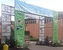 Festival & event scaffolding
