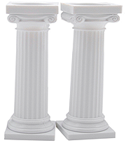 Wedding 2ft Grecian Pillar Rental