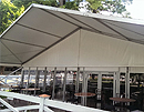 Clearspan Structure Tent Porch