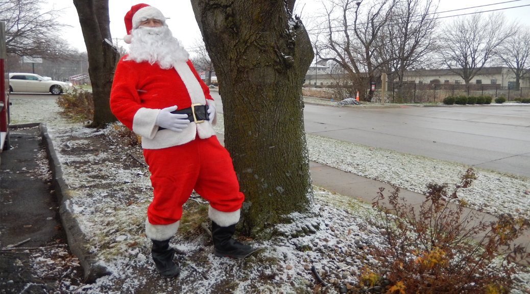 Santa Claus Outfit Rental Iowa City Cedar Rapids Party