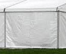 Tent sidewall rental