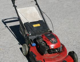 22″ toro recycler lawn mower