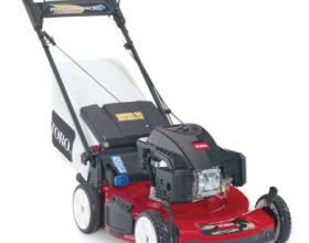 Toro Recycler 22in Personal Pace lawn mower rental
