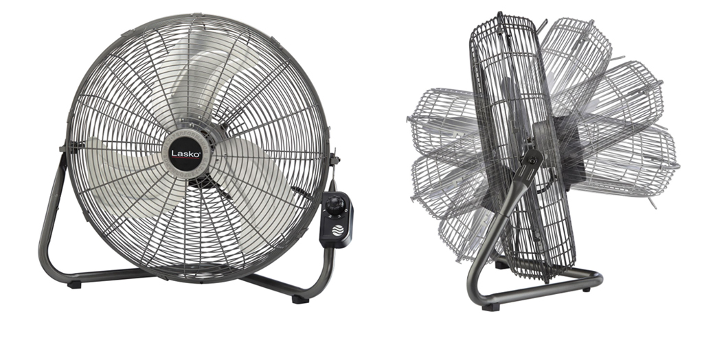 "20"" High Velocity Fan by Lasko"