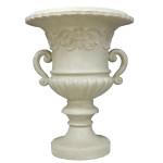 Front of wedding urn with pedestal