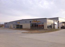 New Altorfer West Branch location