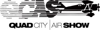 Quad City Air Show icon in Quad Cities Davenport Iowa