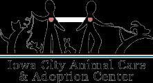 Iowa City Animal Care and Adoption Center logo