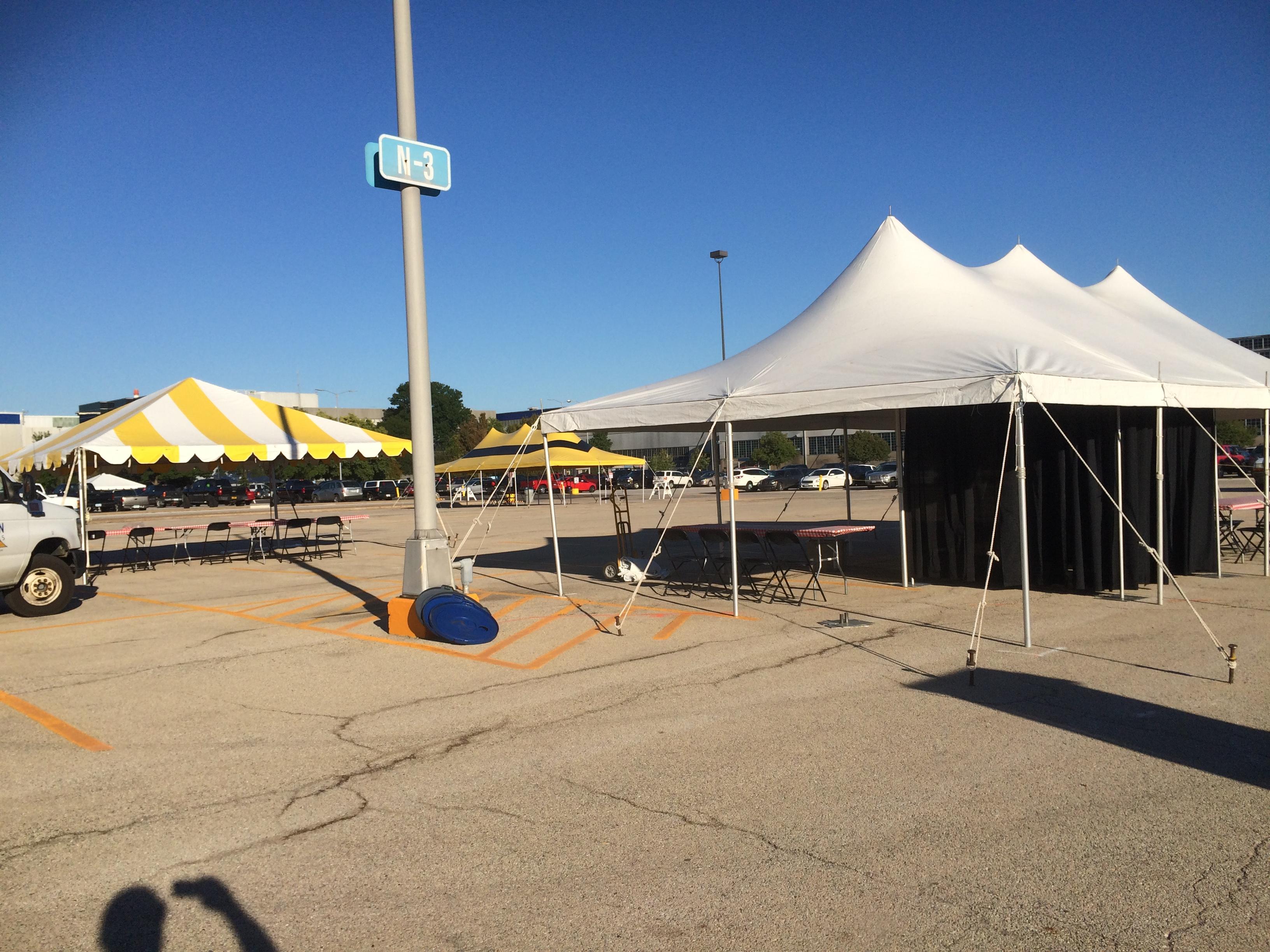 Multi-tent event in Bettendorf Iowa on concrete & Multi-tent event in Bettendorf Iowa on concrete - Iowa City ...