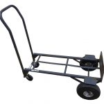 4 Wheel Appliance Dolly on all wheels
