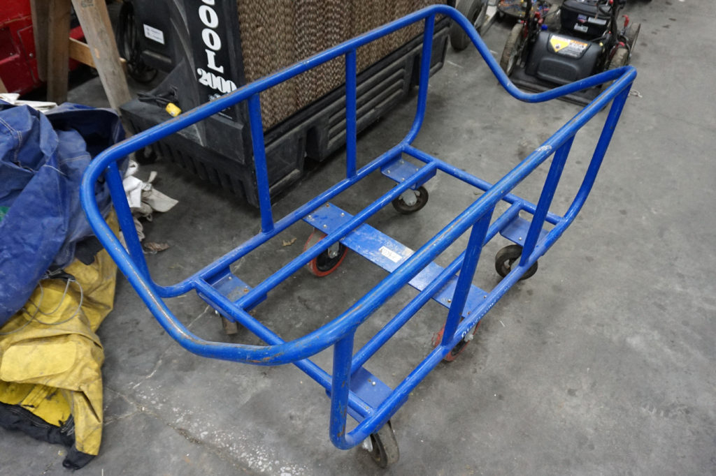 Industrial Carpet Cart Dolly For Rent In Iowa City Amp Cedar
