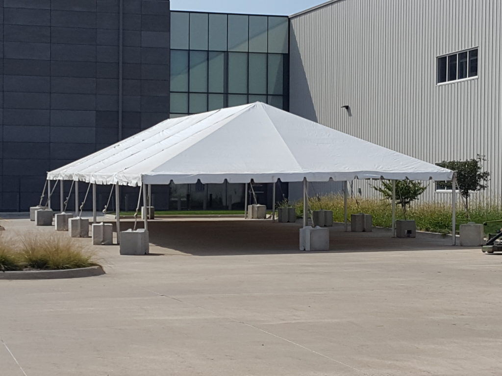 x party tent rental in grinnell iowa at brownells inc 30 x 75 frame tent 2 x 2 x 2