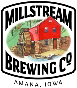 Millstream Brewing Company logo