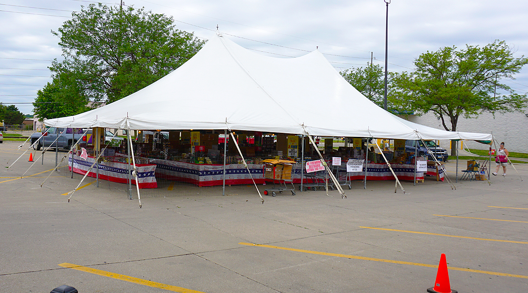 Bellino Fireworks Stand Hy-Vee 1720 Waterfront Dr, Iowa City, IA 52240