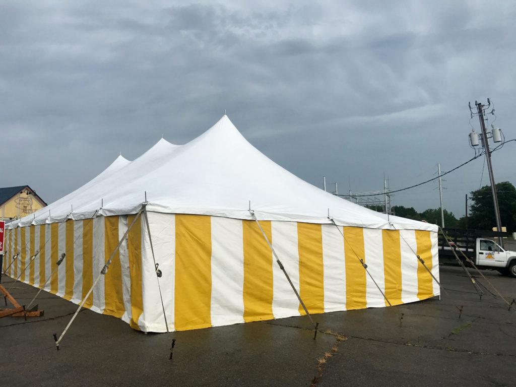 Galaxy Fireworks tent at 3801 1st Ave SE, Cedar Rapids, Iowa