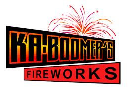Ka-Boomer's Fireworks logo