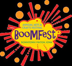BoomFest logo