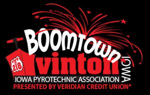 Boomtown Vinton Logo