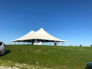 Outdoor Wedding & Wedding Reception in Newton, Iowa