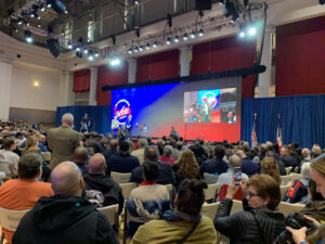 Teamsters Presidential Forum in December 7, 2019